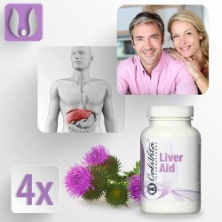 Liver Aid - 100 Tablete