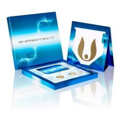 E-Protect Home - 1 Disc E-Protect, 1 Card E-Protect si 2 Stickere
