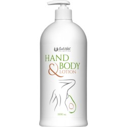 Hand and Body Lotion - 1000 ML