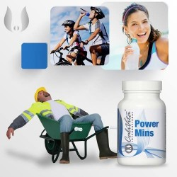 Power Mins - 100 Tablete